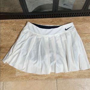 Nike pleated tennis skirt  SUPER RARE